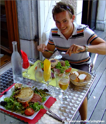 Dieta kolarza
