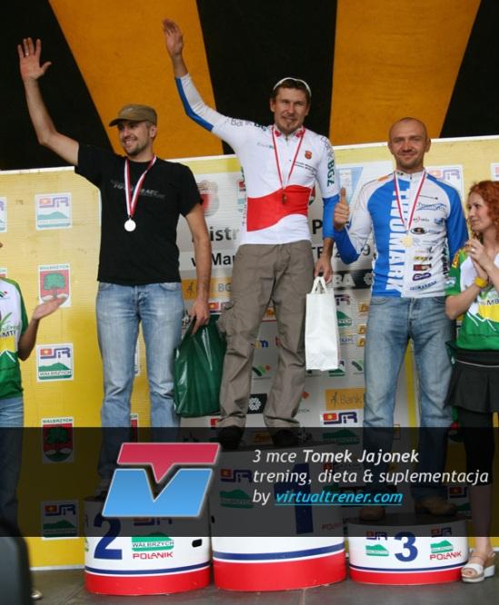 Tomek Jajonek Mistrzostwa Polski 2009
