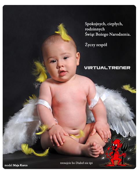 Wszystkiego Najlepszego i Wesołych Świąt od Virtualtrener'a