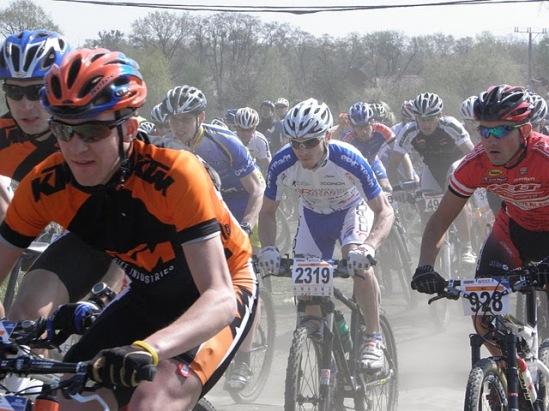 Tadek Denes - Bike Marathon Wrocław 2010