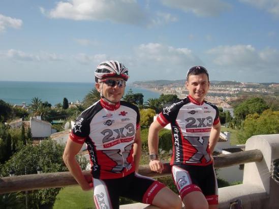 Hiszpania 2010 - Jacek & Piotrek