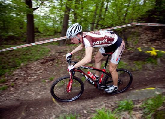 Oskar Pluciński Maja Race 2010