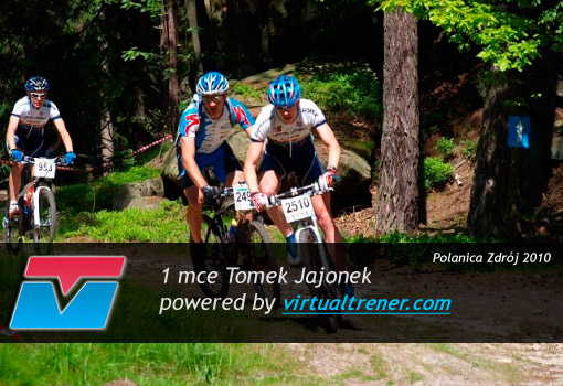Tomek Jajonek 1 mce Polanica Zdrój 5 czerwiec 2010 by virtualtrener