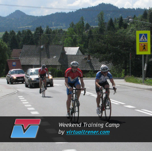 Weekend Training Camp by Virtualtrener.com