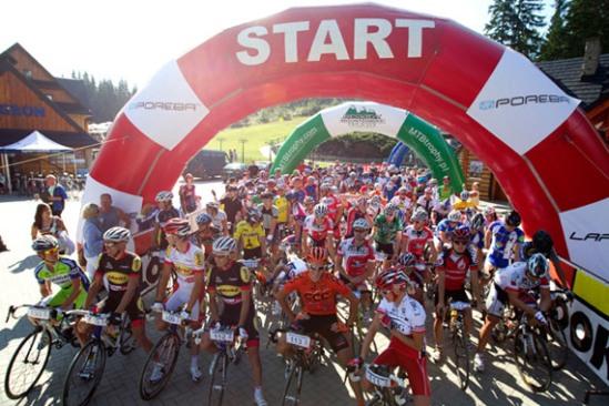 Janusz Banasiak Beskidy Road Trophy 20-22 sierpnia 2010 - 4 mce by virtualtrener.com