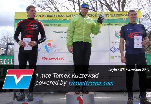 Tomek Kuczewski - Legia MTB Marathon